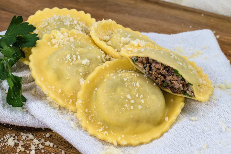 Traditional Beef Round Ravioli – 30785