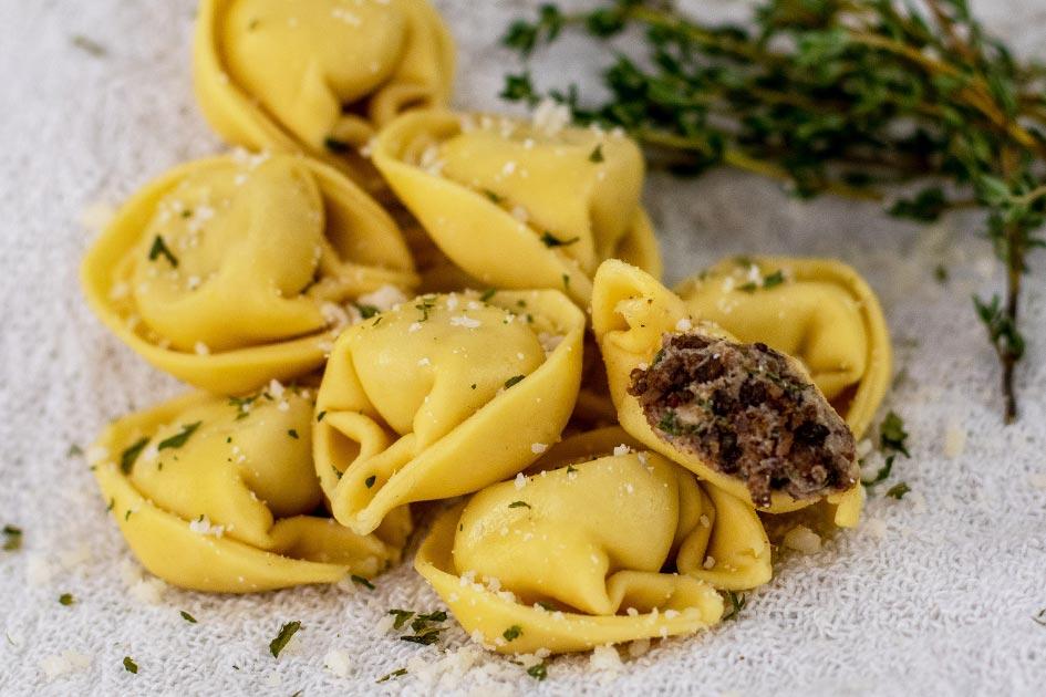 Beef Tortellini